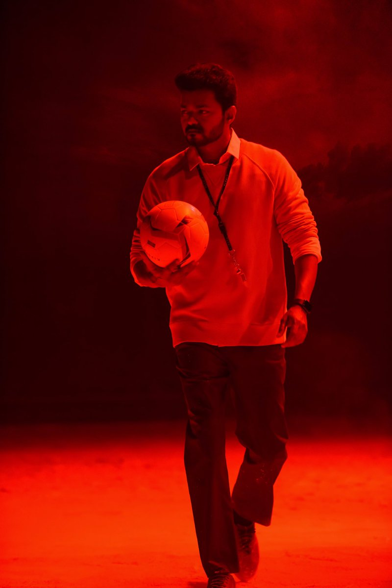 Vijay Bigil stills
