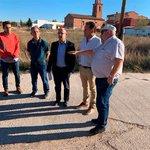 Image for the Tweet beginning: El @AyuntamientoVLL ejecuta obras en