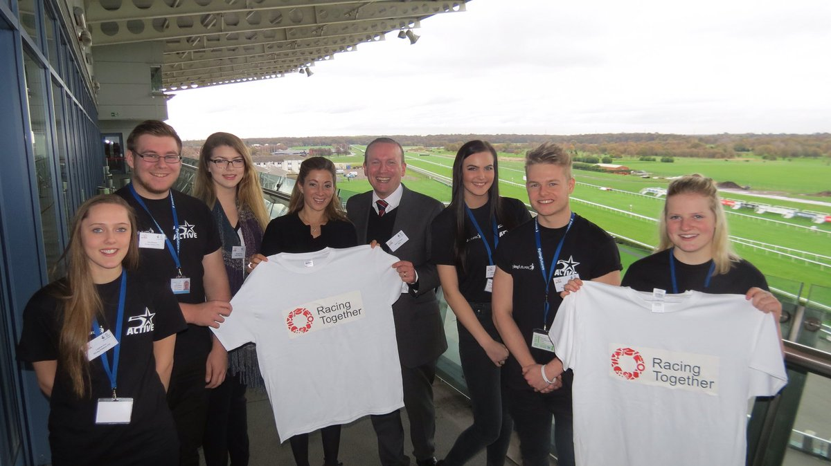 Our national advisory board will meet  today to discuss findings of the impact report & decide next steps for #TTR - Very exciting and important day! @AmieCanham @DeborahHay1 @markflyingfutu1 @ActiveCN @RacingTogether @careersinracing @RacingGrants #FromTinyAcorns 🐎