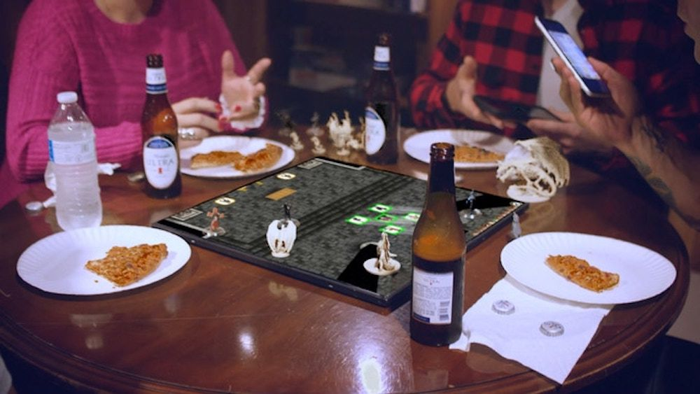 Atari VCS's former architect returns to Kickstarter with new boardgame tablet
