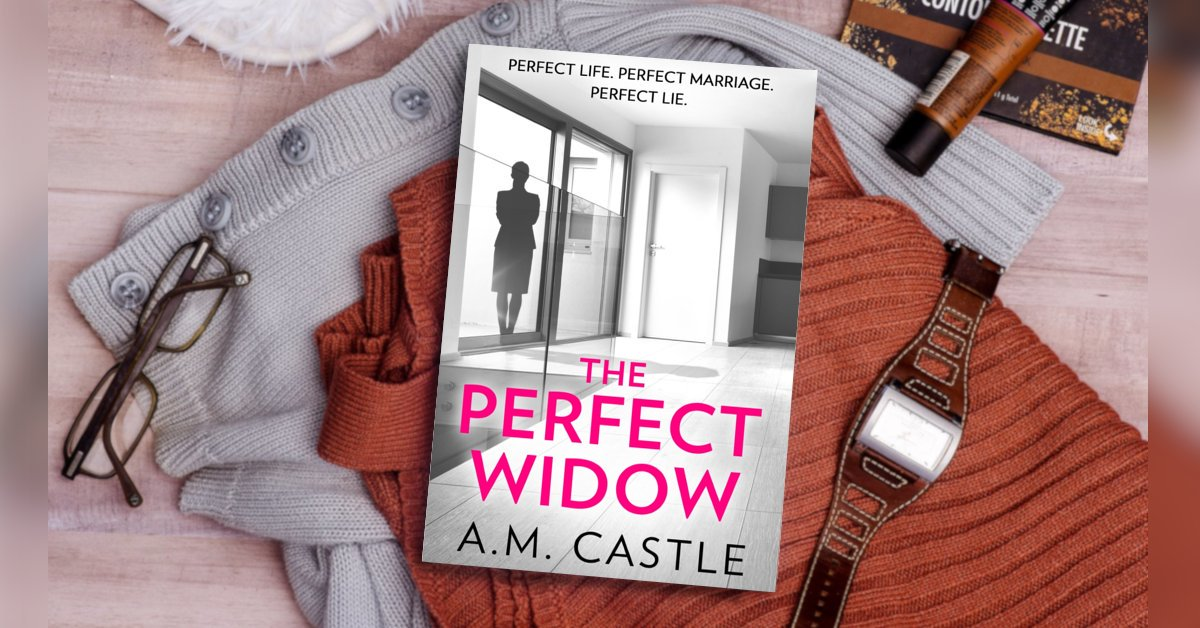Woohoo only a month till the publication of #ThePerfectWidow, can't wait to see what people make of my debut #PsychologicalThriller @RNAtweets #TuesNews still only 99p to pre-order:  http:// MyBook.to/PerfectWidow     @HQDigitalUK<br>http://pic.twitter.com/aZaZLUo5U9