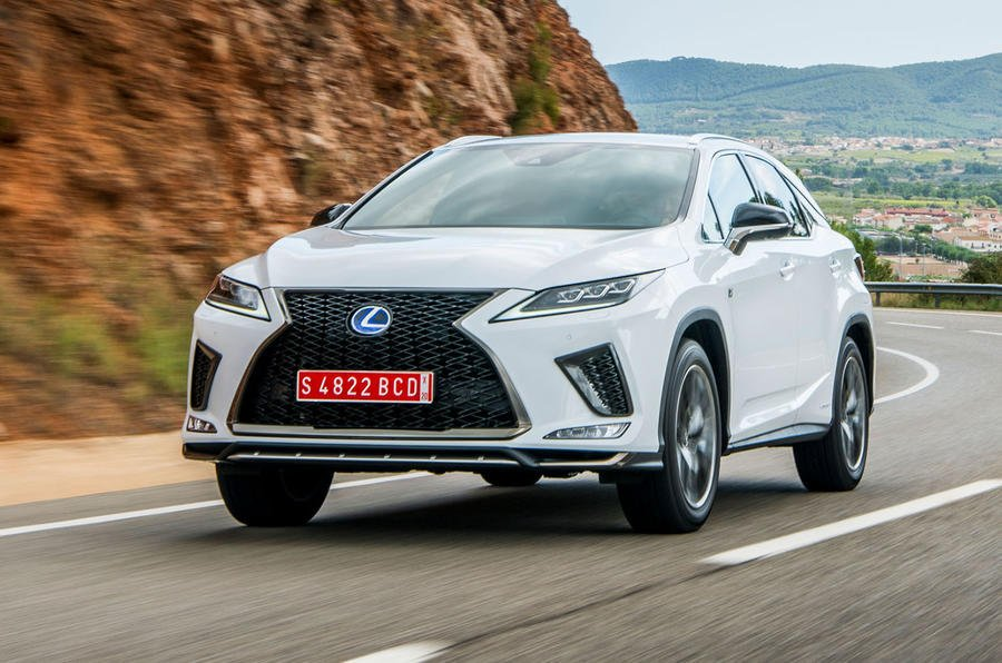 Do improved dynamics and an overhauled interior bring the facelifted @LexusUK RX into line with similarly priced rivals in the premium SUV segment? Read our first impressions: buff.ly/2OKfrxr