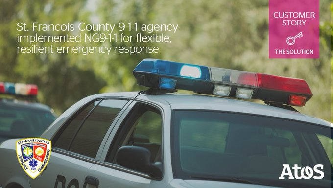 Missouri counties have now a more reliable, flexible 9-1-1 system when they need help....