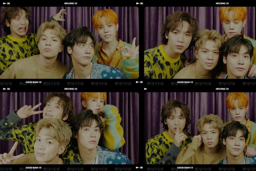 "WATCH: #NFlying Is Squad Goals In MV For Comeback With ""GOOD BAM""   https://www. soompi.com/article/135552 7wpp/n-flying-drops-title-poster-as-1st-teaser-for-upcoming-comeback   … <br>http://pic.twitter.com/ckHVpDuicb"