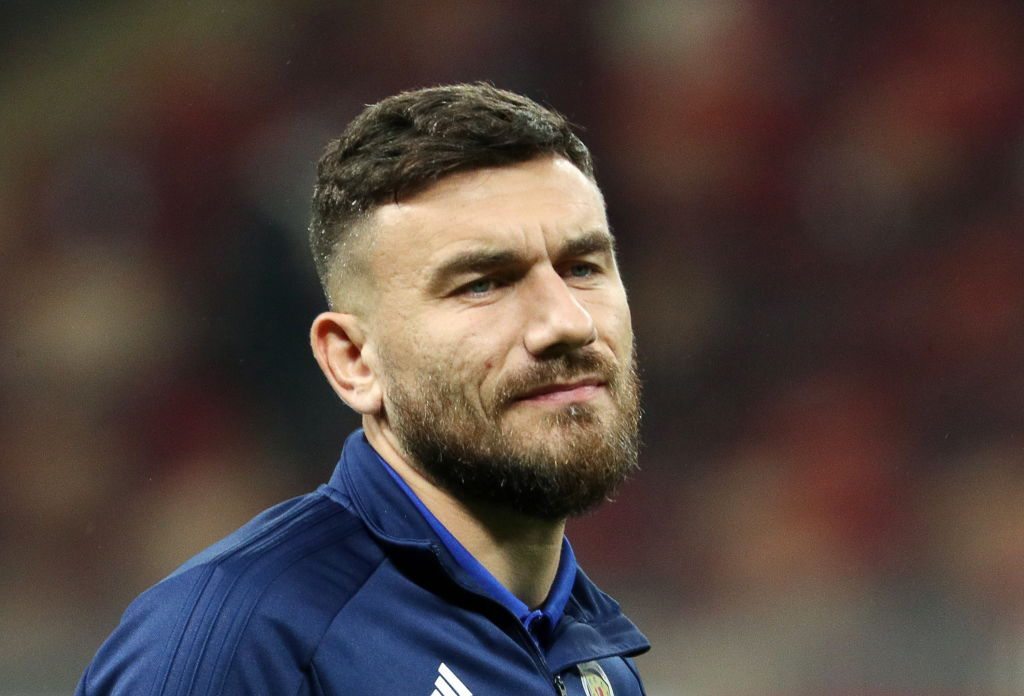 Robert Snodgrass has announced his retirement from international football. More: bbc.in/33B7D5o