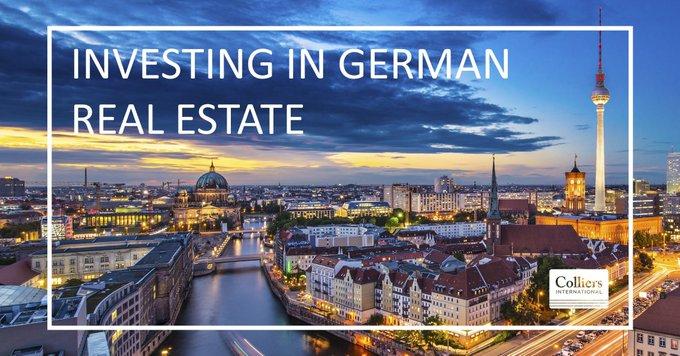 """In Zusammenarbeit mit @Clifford_Chance  präsentiert Colliers Deutschland die neue Broschüre """"Investing in German Real Estate"""". Erhalten Sie hier wertvolle Insights zum deutschen  #Investment-Markt:  t.co/NplKuVDmZd"""