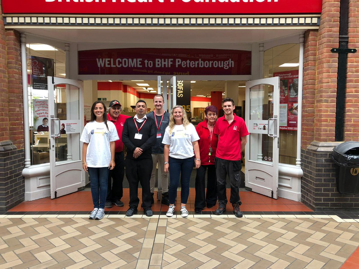 test Twitter Media - Colleagues of Peterborough based Whirlpool UK Appliances Limited volunteered in their local community as part of the international Whirlpool Community Week initiative. Read the full story on our blog, available here: https://t.co/4wbGriZQnU https://t.co/KqM6ar4e62