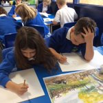 Image for the Tweet beginning: Class 3 have started their