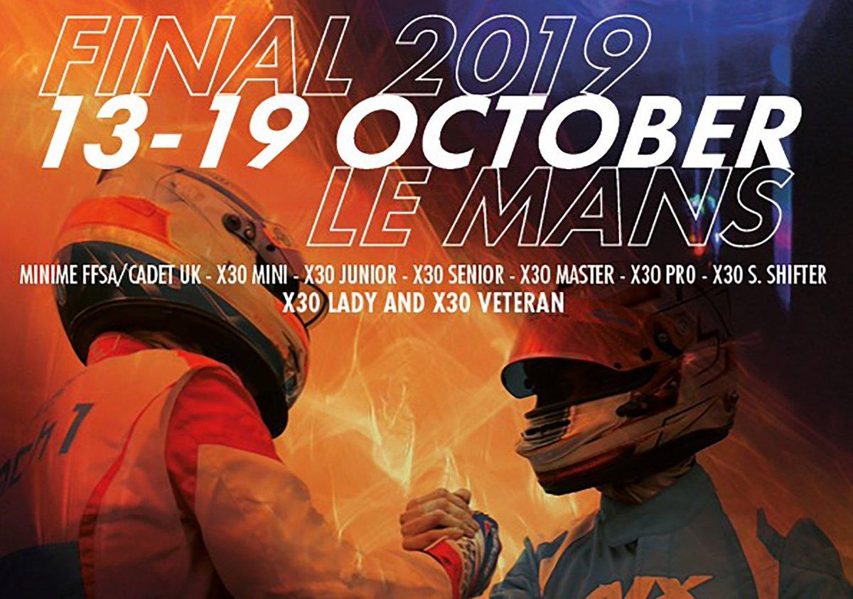 2019 IAME International Final – live from Le Mans!  >> https://bit.ly/2OYTvPl  #Iame #IameInternationalFinal #Karting #LeMans #France #TheRaceBox #RoadToF1