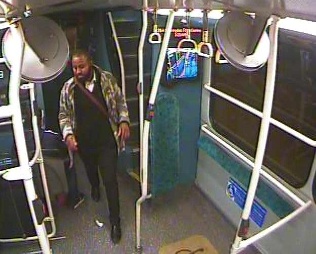 Police want to find this man after a woman in her 50s was raped in an alleyway. This image was taken on the 264 bus in Merton minutes before the assault on Saturday Oct 5th at 4am. The woman is being supported by specialist officers. Know him? Quote crime code: 319/5OCTOct <br>http://pic.twitter.com/jsZho8c9ZJ