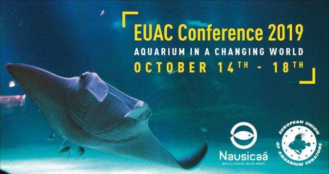 @Oceanopolis_ présent au congrès #EUAC @PlaneteNAUSICAA Aquariums in a changing world #societal change #ClimateChange #change affecting #biodiversity #publicengagement #education #sciences