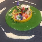 Image for the Tweet beginning: Petite assiette fraîcheur pour ce