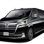 #Toyota's all-new #Granace will be hitting the streets of Japan soon. Those in Japan can see it at the Toyota Auto Body booth at #TMS2019. Luxurious comfort, spacious interior & leather captain seats designed for ultimate relaxation? Yes please. https://t.co/5P9lDmxJi1 #TMSToyota