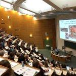 Image for the Tweet beginning: Beim 9. Pferde-Symposium zum Thema
