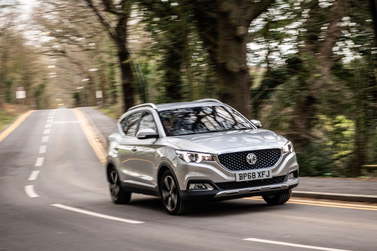 An elusive clutch bite point and unintuitive stop/start system are some of the bugbears raised with our long-term MG ZS this week buff.ly/310gs7l