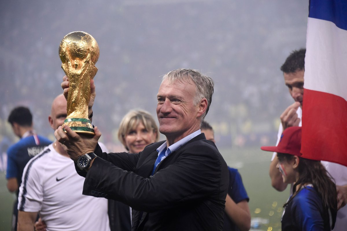 A legend on the pitch and on the bench for @FrenchTeam and with @FCNantes and @OM_English in Ligue 1 Conforama, we wish Didier Deschamps the happiest of birthdays! <br>http://pic.twitter.com/sZFcQfzYPW