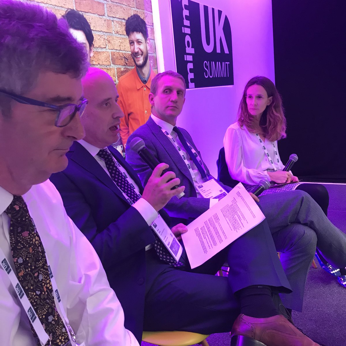 RT @ben_derbyshire I join a panel @MIPIMWorld #MIPIMUK with @ianet55 Tant, @BrightlyLightly LucyCarmichael, Howel Jones of @LP_localgov and @HomesPaulK of @HomesEngland to discuss @RTPIPlanners @RIBA @LGANews @CIHhousing #FuturePlace. #collaboration #placemaking #urbanism.
