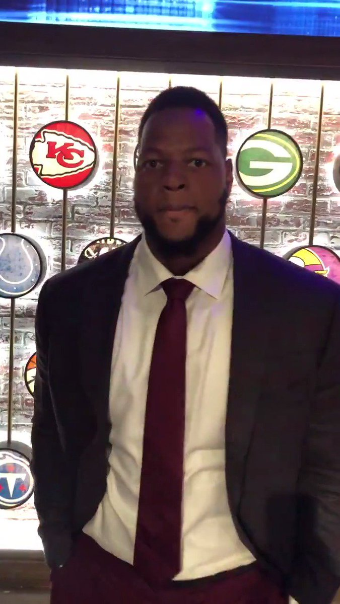 Ndamukong Suh is looking forward to a 'little rest and relaxation'