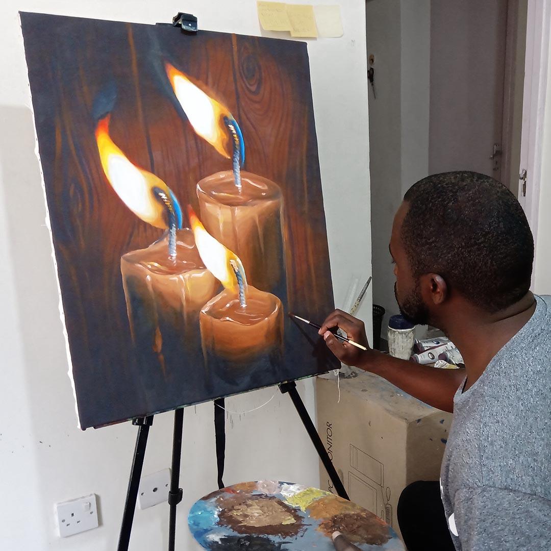 My latest piece . #oiltober #canvasart #hyperealism #realismartist  #artistsharing #artistsupport #artistshouts #artistssupportingartists #artiststudio #artistspotlight #artists_community #artists_magazine #worldofartists  #artbasel  #fineartpainting #artcurators #artforumpic.twitter.com/V1KzMdm9Kk