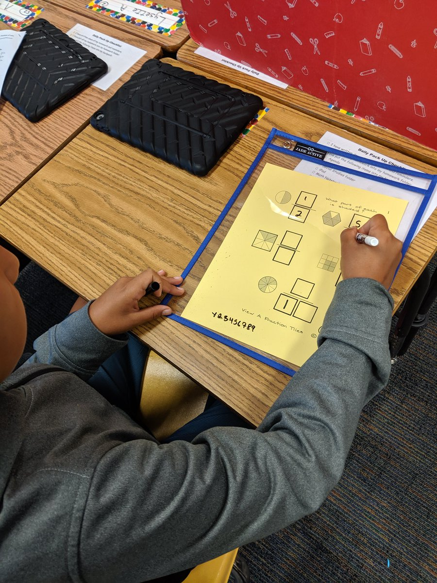 4th graders use Marcy Cook tile puzzles to explore fractions <a target='_blank' href='http://twitter.com/ats_math'>@ats_math</a> <a target='_blank' href='http://twitter.com/APS_ATS'>@APS_ATS</a> <a target='_blank' href='http://twitter.com/APSMath'>@APSMath</a> <a target='_blank' href='http://search.twitter.com/search?q=atslearns'><a target='_blank' href='https://twitter.com/hashtag/atslearns?src=hash'>#atslearns</a></a> <a target='_blank' href='https://t.co/jiOLLGwTWr'>https://t.co/jiOLLGwTWr</a>