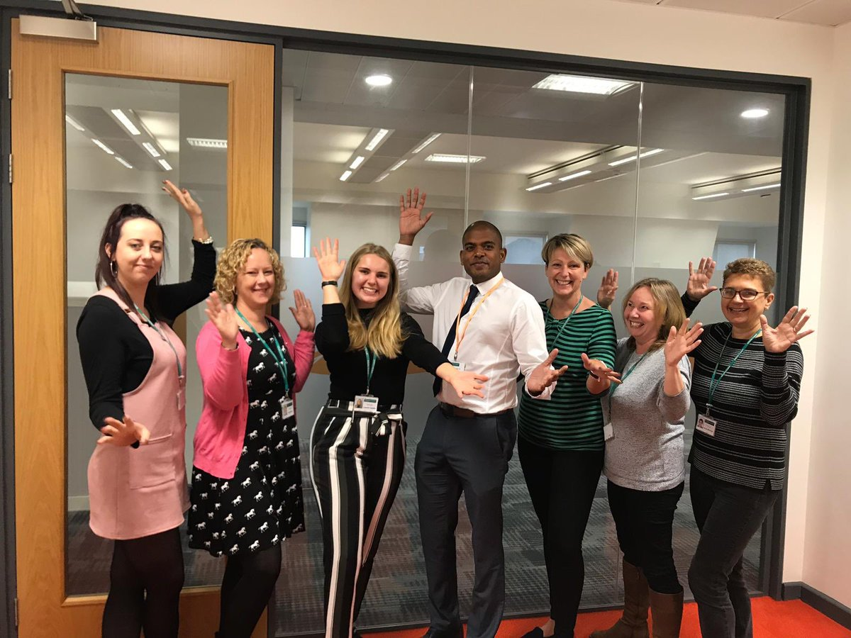 Some fabulous new additions to our Shared Lives Team. Now relocated to county hall so come and say hello! #SharedLives #WiltshireCouncil #LoveWhereYouWork <br>http://pic.twitter.com/9LzvNEa9LJ