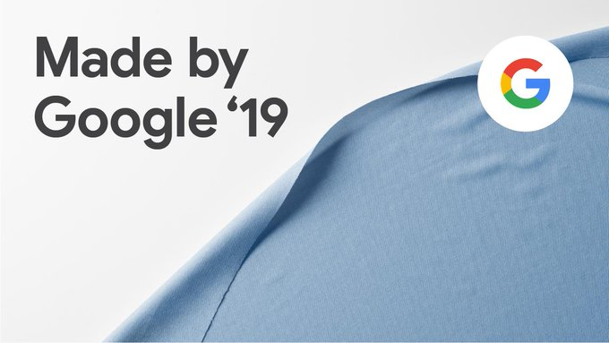 Today at 3pm, @Google will launch its latest tech including the new #Pixel4. Tune in to the livestream of the launch: https://www.youtube.com/watch?v=XKmsYB54zBk…  #MadebyGoogle #Tech