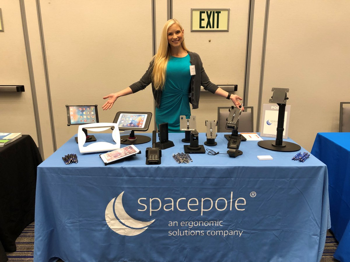 "test Twitter Media - Kate Orara with SpacePole, Inc. is excited to meet the ScanSource team at today's vendor fair in Olathe, KS!""   https://t.co/VknhYpJZzx  #pointofsale #pointofservice  #mountingsolutions #spacepole #pointofpayment https://t.co/f26dLLGX01"