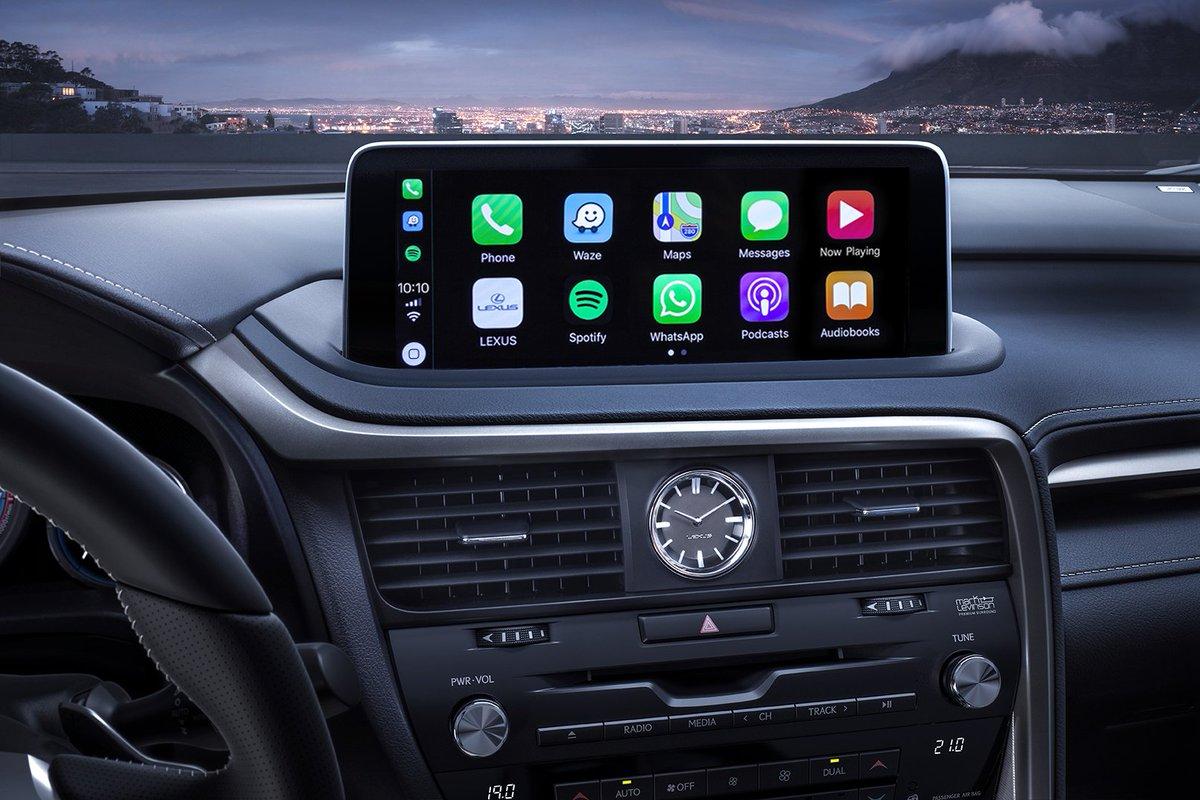 Lexus Apple Carplay >> Lexus Birmingham On Twitter Available To Order Now With