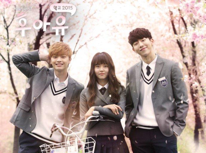"""Who are you : School 2015 ฉบับเกาหลีที่นำแสดงโดย คิมโซฮยอน, นัมจูฮยอก, ยุกซองแจ กำลังจะถูกนำมารีเมคในเวอร์ชั่นไทยในชื่อ """"Who are you : เธอคนนั้นคือฉันอีกคน"""" นำแสดงโดย คริส พีรวัส, น้ำตาล ทิพนารี, เค เลิศสิทธิชัย ทางช่อง GMM25 ปีื2020   ใครคิดถึงฮันยีอัน อึนบยอล กงแทกวังบ้าง 😊"""
