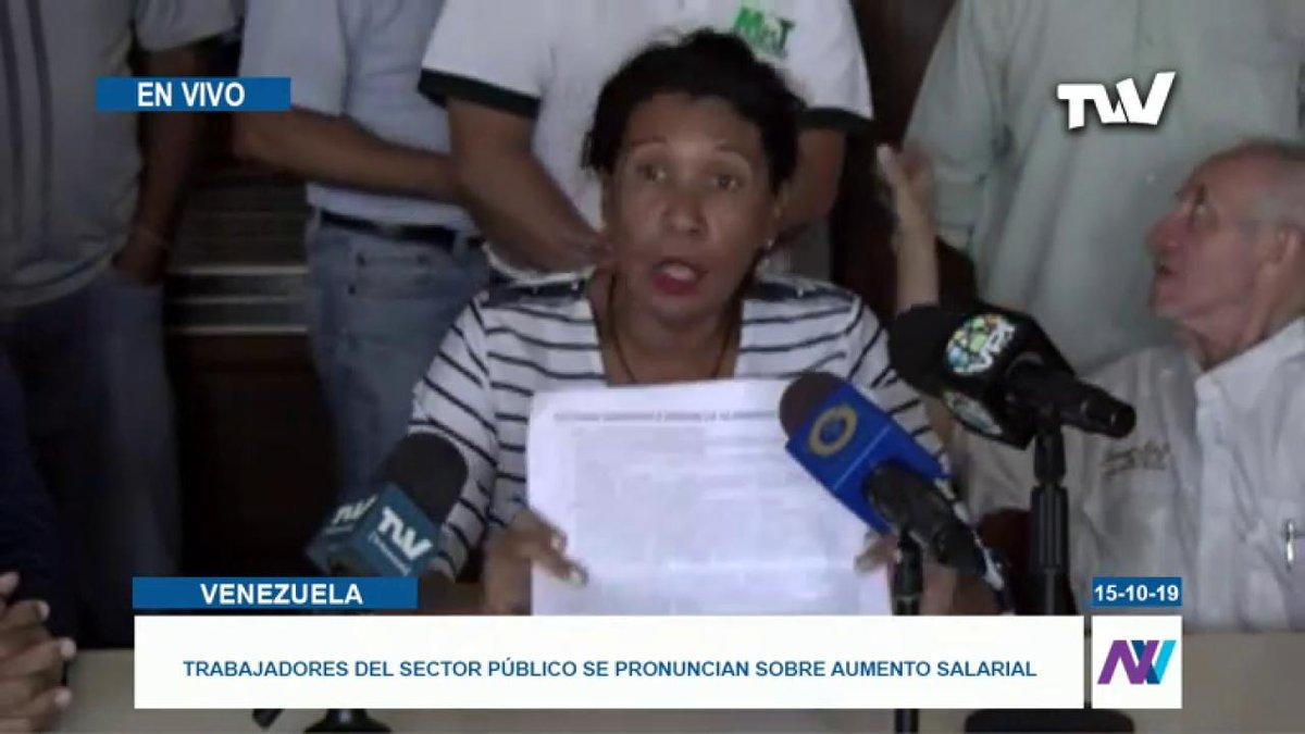 Image for the Tweet beginning: #15Oct #SalarioMínimo Trabajadores del sector