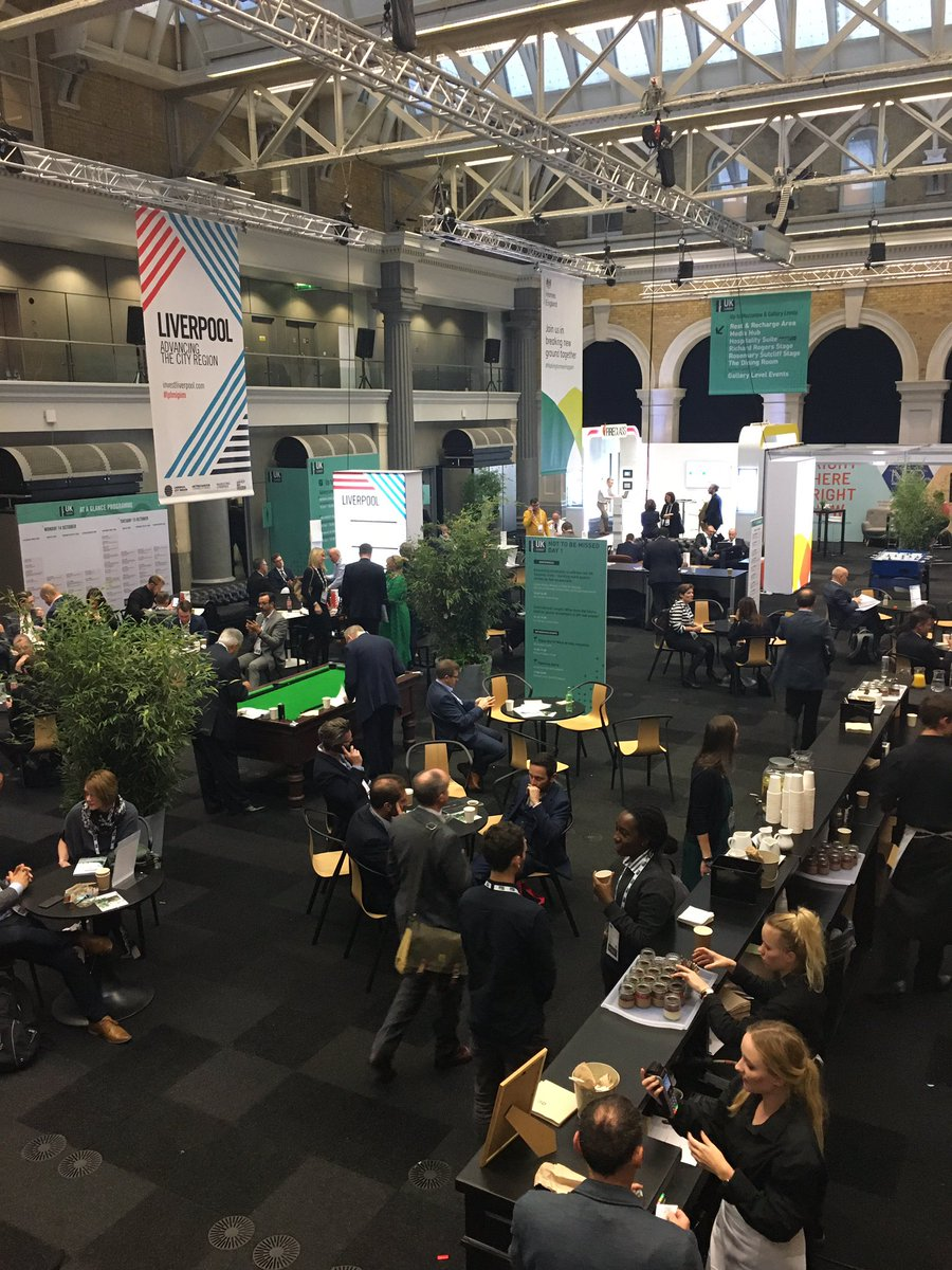 RT @ianet55 My venue for today: @MIPIMWorld #MIPIMUK, where I'm sharing a stage with Lucy Carmichael & @ben_derbyshire of @RIBA, Howel Jones of @LP_localgov and @HomesPaulK of @HomesEngland to discuss @RTPIPlanners role in #FuturePlace. #collaboration #placemaking #planning #partnerships