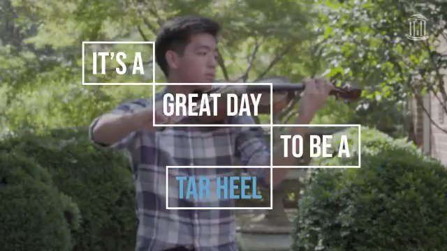 #UNC junior Thoai Vu started the Heeling in Harmony student organization after seeing the effect music had on his grandmother. Watch how he makes it a great day to be a Tar Heel by improving quality of life throughout our community #GDTBATH https://t.co/jjqzGpTdYd