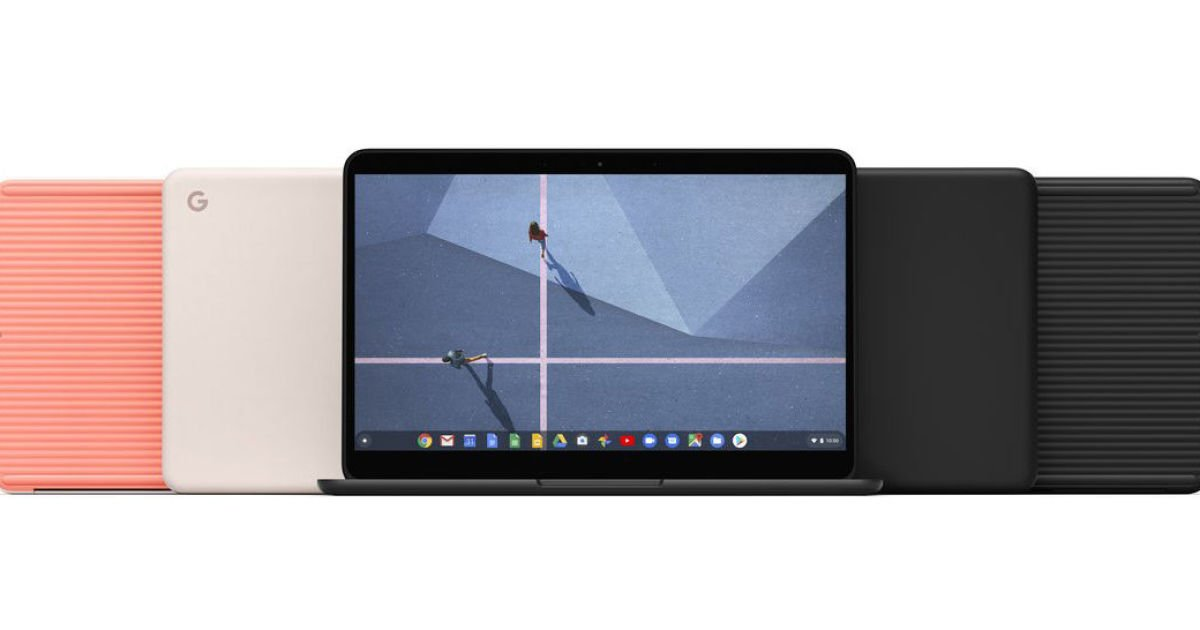 The Pixelbook Go is Google's most affordable Chromebook yet