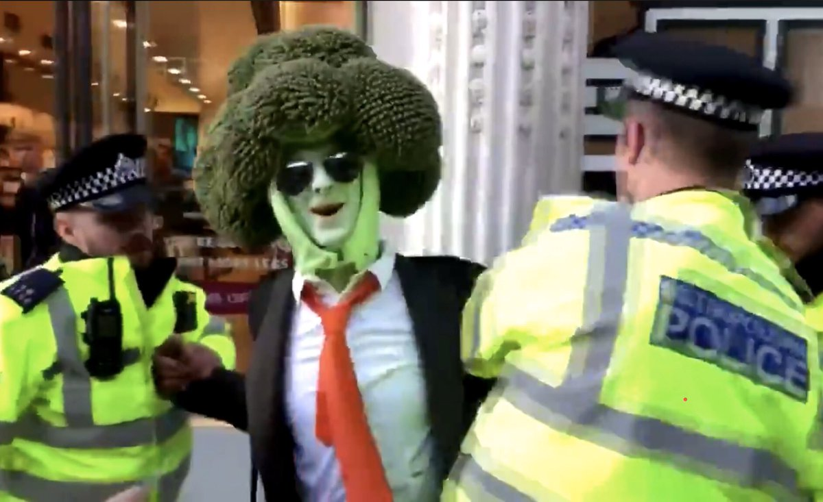 Meanwhile, The Broccoliman was arrested in England yesterday...   #TrueStory  <br>http://pic.twitter.com/U9vPHMM04H