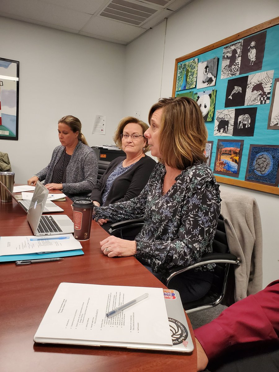 ...and so it begins..the first meeting of the Howell Township Public Schools Wellness Committee kicks off. Stay tuned for the great things to come! #HTPSWellness #CreateTheRipple #BeTheLight #HTPSTalentTeams<br>http://pic.twitter.com/CsJTjVDP7s