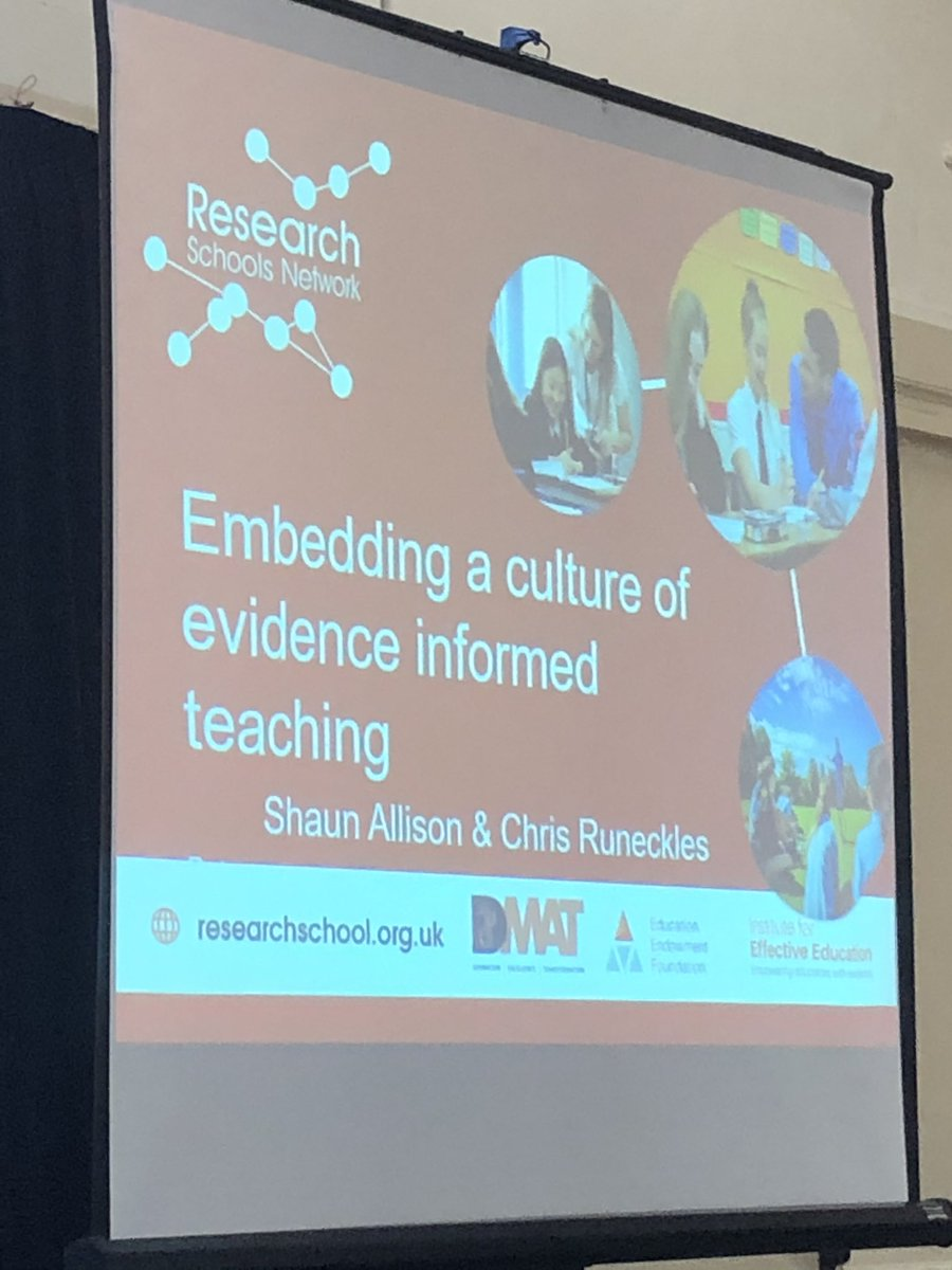 Looking forward to talking to Mid-Sussex Headteachers this afternoon #researchschoolsnetwork
