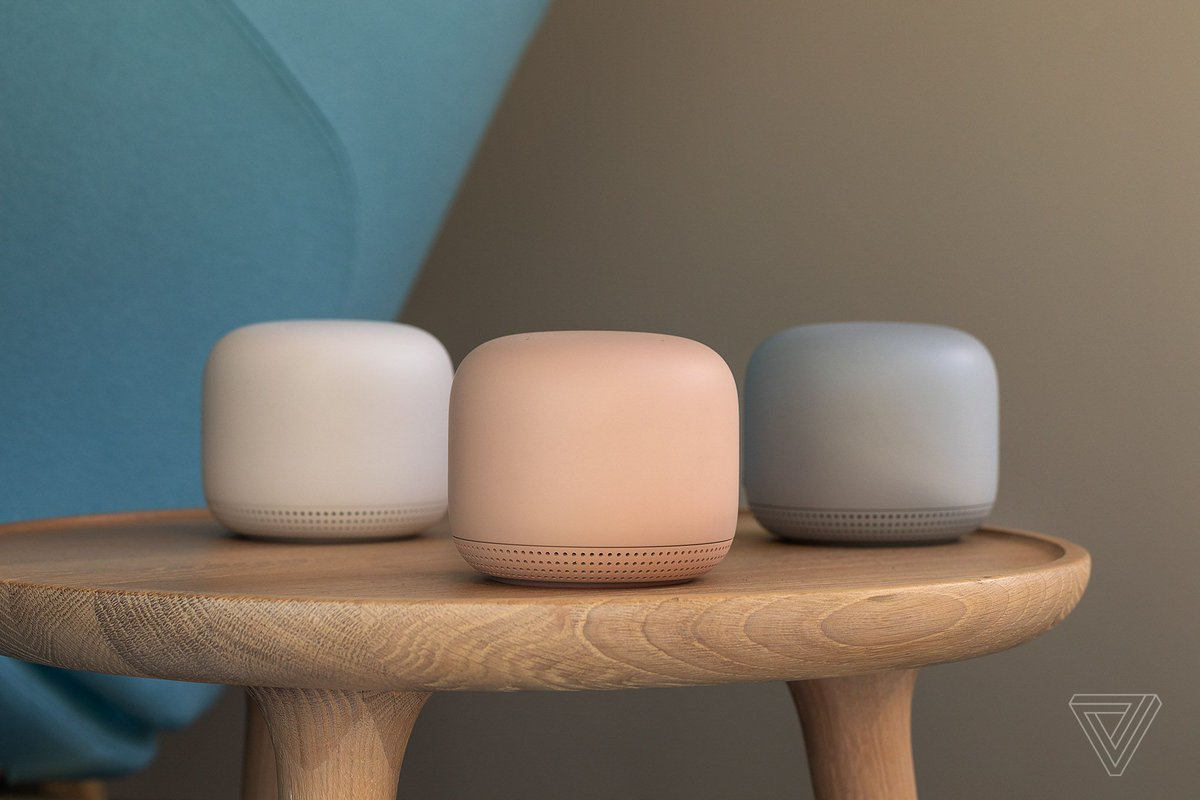 Nest Wifi first look: Google finally combined a smart speaker and a router