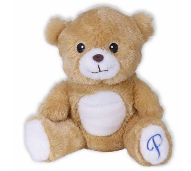 Creation of the Day: Pinky the #teddybear 🐻 💕 Isn't she adorable? #madethewayyouimagine