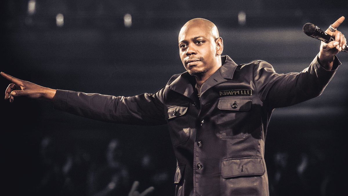 Dave Chappelle To Make Several Surprise Shows. Check Out Where He's Headed