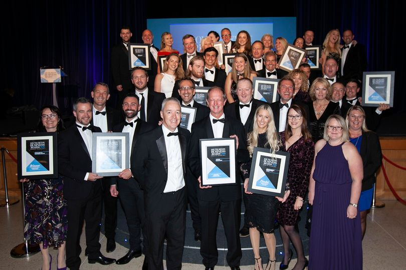 In tomorrows bumper @TQHeraldExpress - all the pictures and stories from the 2019 South Devon Business Awards - all the winners - all the posh frocks - all the smart suits - all the snappy quotes! #sdba19