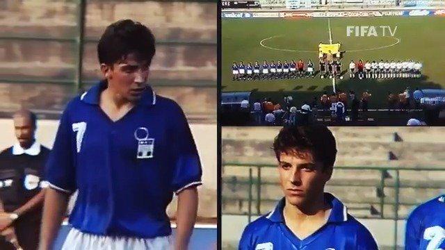 🌟 Where Stars are Born 🌟  🇮🇹 @delpieroale 👦 1991 #U17WC  🏆 2006 #WorldCup https://t.co/URoM2ddttY