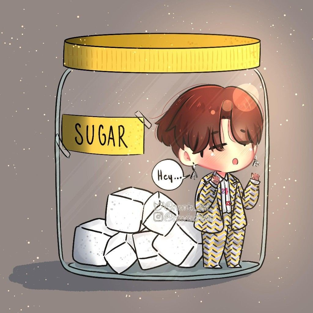The most common problem of Suga, he usually fall in 😂😂😂