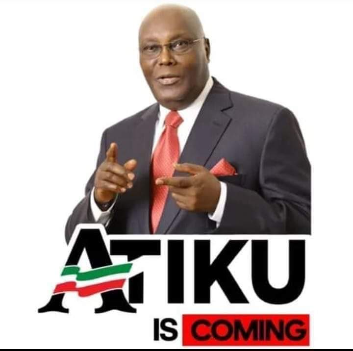 Image result for atiku is coming