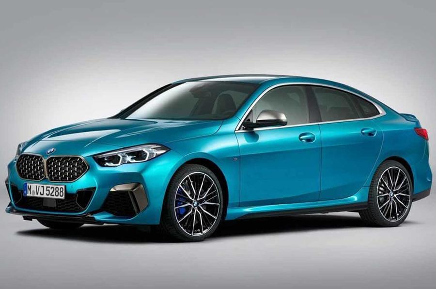 Leak alert: The new BMW 2 Series Gran Coupé has appeared on social media ahead of an official reveal later tonight buff.ly/2qcePGp