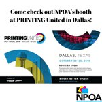 Image for the Tweet beginning: Have you registered for PRINTING