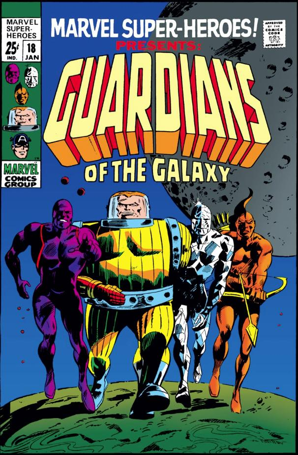 Happy 51st Birthday, Vance Astro!   The basis for Justice of the #NewWarriors first appeared today, October 15, 1968, in Marvel Super-Heroes #18 by Arnold Drake, Gene Colan, Mike Esposito, Stan Goldberg, and Herb Cooper.  https:// twitter.com/Marvel/status/ 1184076458165067777  … <br>http://pic.twitter.com/1soa3Dzvyg