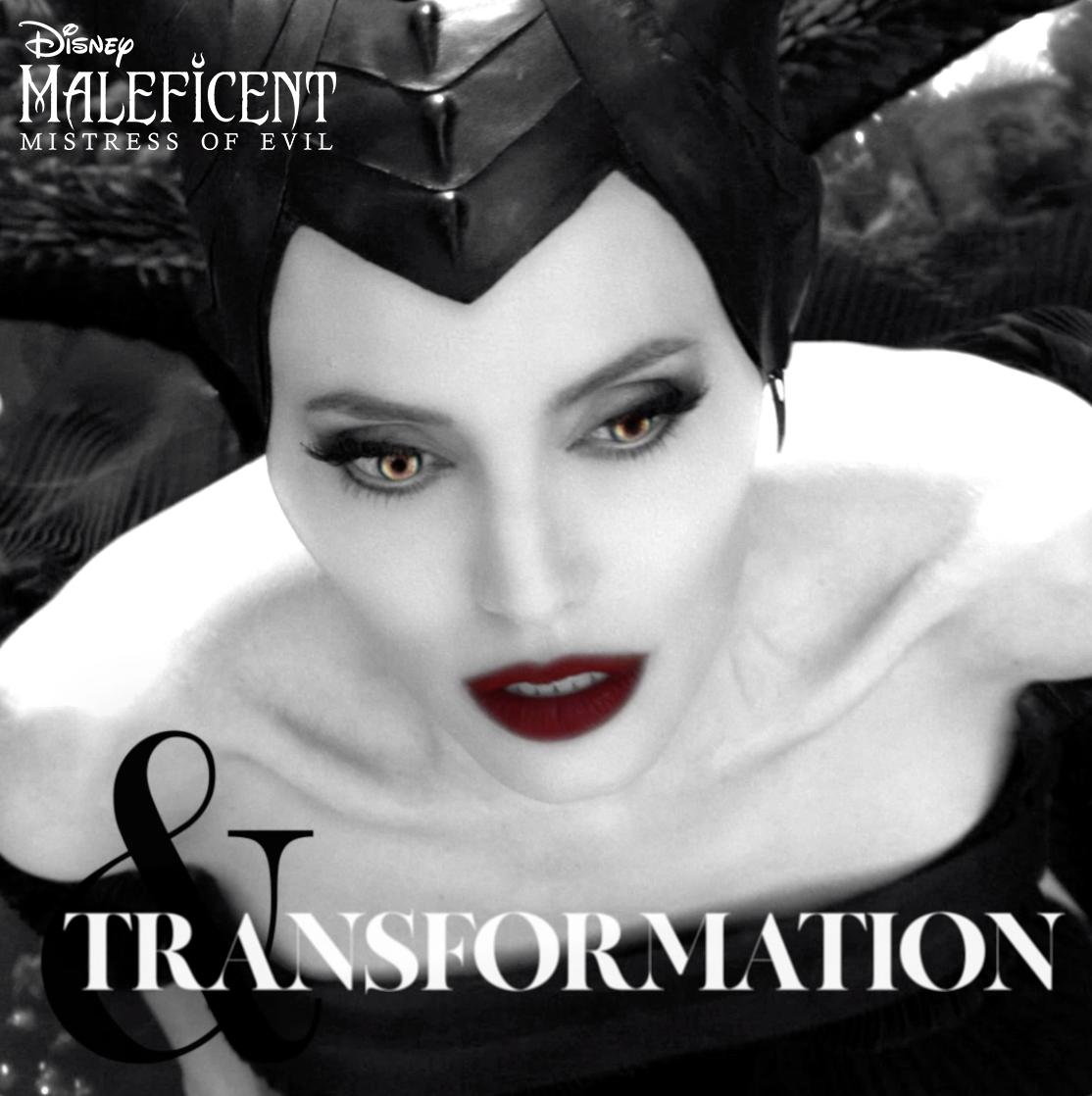"There was a creature."" See #Maleficent: Mistress of Evil in theaters this Friday!"