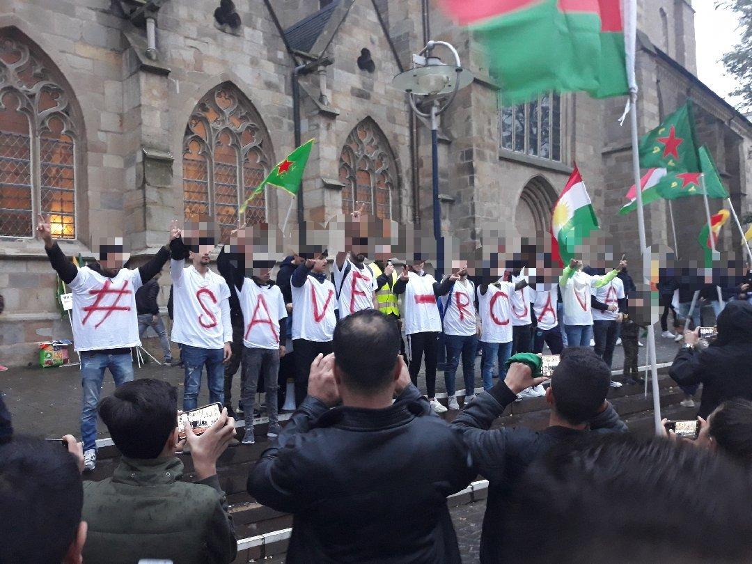 Save Rojava! Tod dem Faschismus! #riseup4rojava #SaveRojava #dortmund<br>http://pic.twitter.com/R9sr4guna1