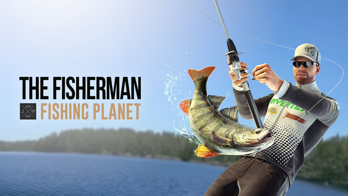 "The Fisherman – Fishing Planet is now available for Xbox One <a href=""http://mjr.mn/xLGhchN"" rel=""nofollow"" target=""_blank"" title=""http://mjr.mn/xLGhchN"">mjr.mn/xLGhchN</a> https://t.co/IKc4askCAF."