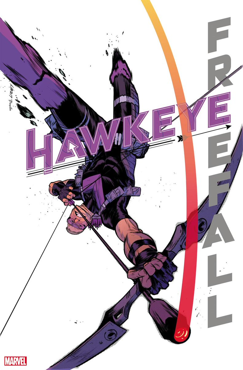 HAWKEYE #1.    Clint Barton vs. Ronin. And The Hood. And...   Find out who else this January.  Art by super talented genius @OttoSchmidt72! Words by mostly adequate me. Covers by amazing Kim Jacinto! Edits by superstars- @AlannaWrites & @shanera8! Published by Mighty @Marvel! <br>http://pic.twitter.com/NA1gIyfQOd